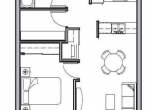 928 Beatty St SoulHomes Property Management floor plan